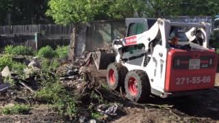 Уборка и вывоз мусора с дачи(, 2016-06-10T04:20:44.000Z)