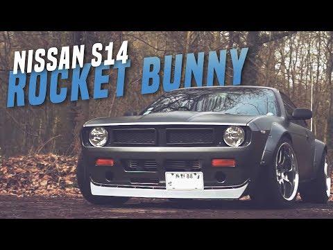Nissan Silvia S14 Rocket Bunny - Car Spotlight - VISUAL RIDE