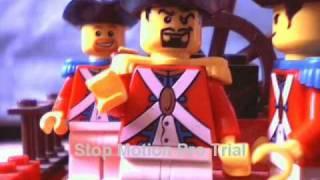 Brickington Sails Forth: Episode Two - Ship Ahoy? (Lego Pirates)