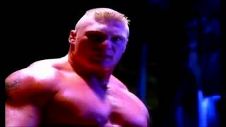 Brock Lesnar heavy metal theme 'THE NEXT BIG THING'►