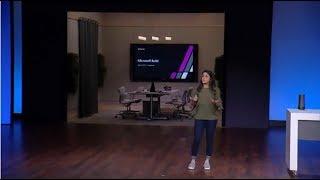 Microsoft Build: Modern Meetings Demo Video