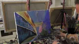 Смотреть видео Мастер класс 7 Игоря Сахарова в Москве онлайн
