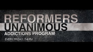 Reformers Unanimous 3rd Talk