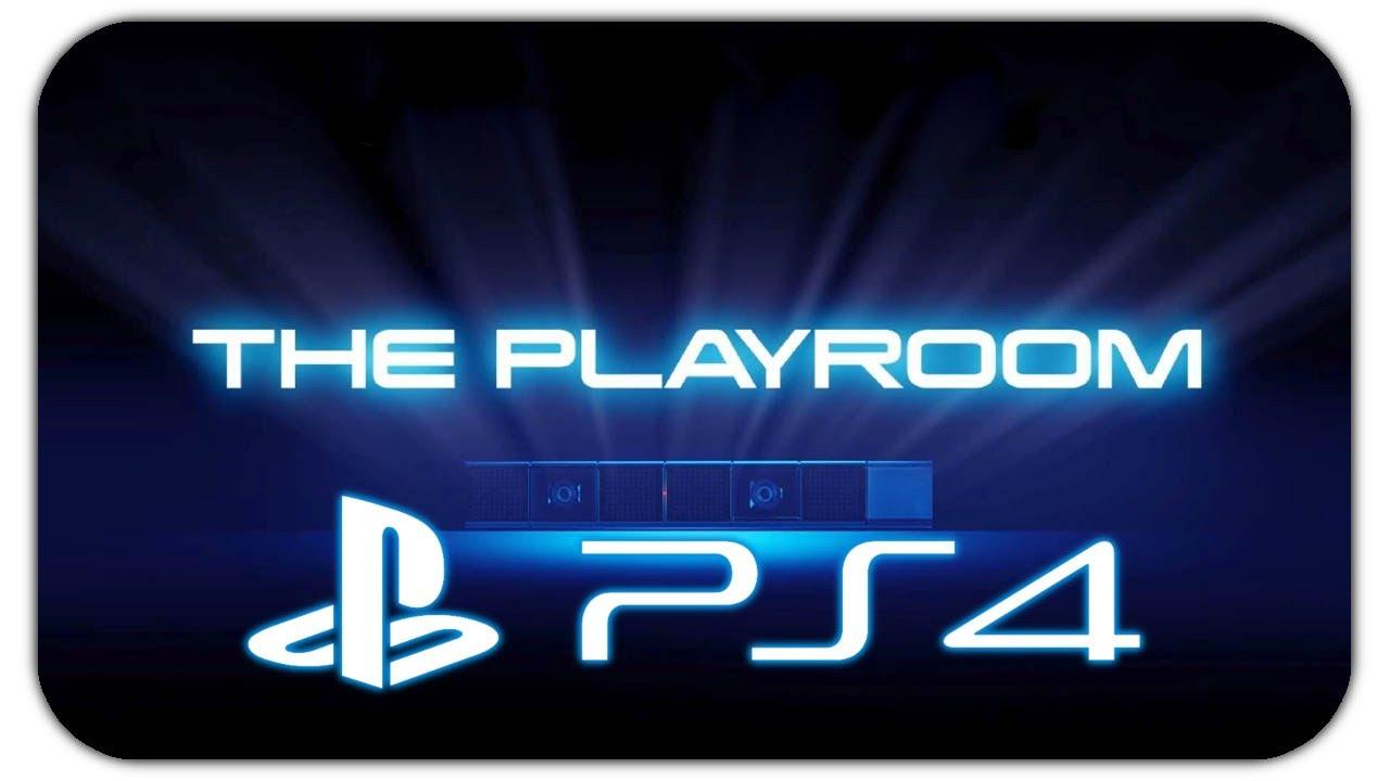 Ps4 playroom