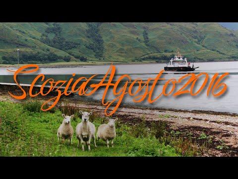 Viaggio Scozia Camper 2016