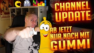 Ab jetzt nur noch mit Gummi | Channel Update thumbnail