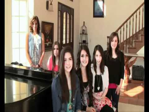 I Won't Give Up (Covers by CIMORELLI, Julia Sheer, Tiffany Alvord & Christina Grimmie)