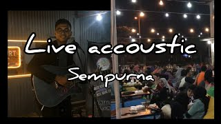 Download Andra And The Backbone - SEMPURNA (Live accoustic by GMP)
