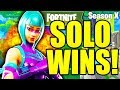 HOW TO WIN SOLO IN FORTNITE SEASON X TIPS! HOW TO BE GOOD AT FORTNITE SEASON 10 TIPS AND TRICKS!