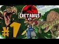 Cretabius Minecraft Episodio 1 | Los Dinosaurios vuelven