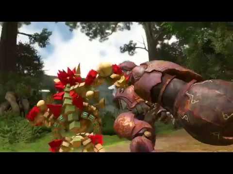 Knack 2 - E3 2017
