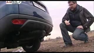Тест Драйв Mitsubishi PAjero Sport
