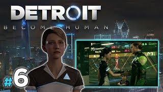 """DETROIT: Become Human [PS4] #6 - """"Schronienie i zmartwychwstanie"""""""