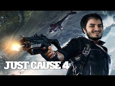 Мэддисон угарает в Just Cause 4