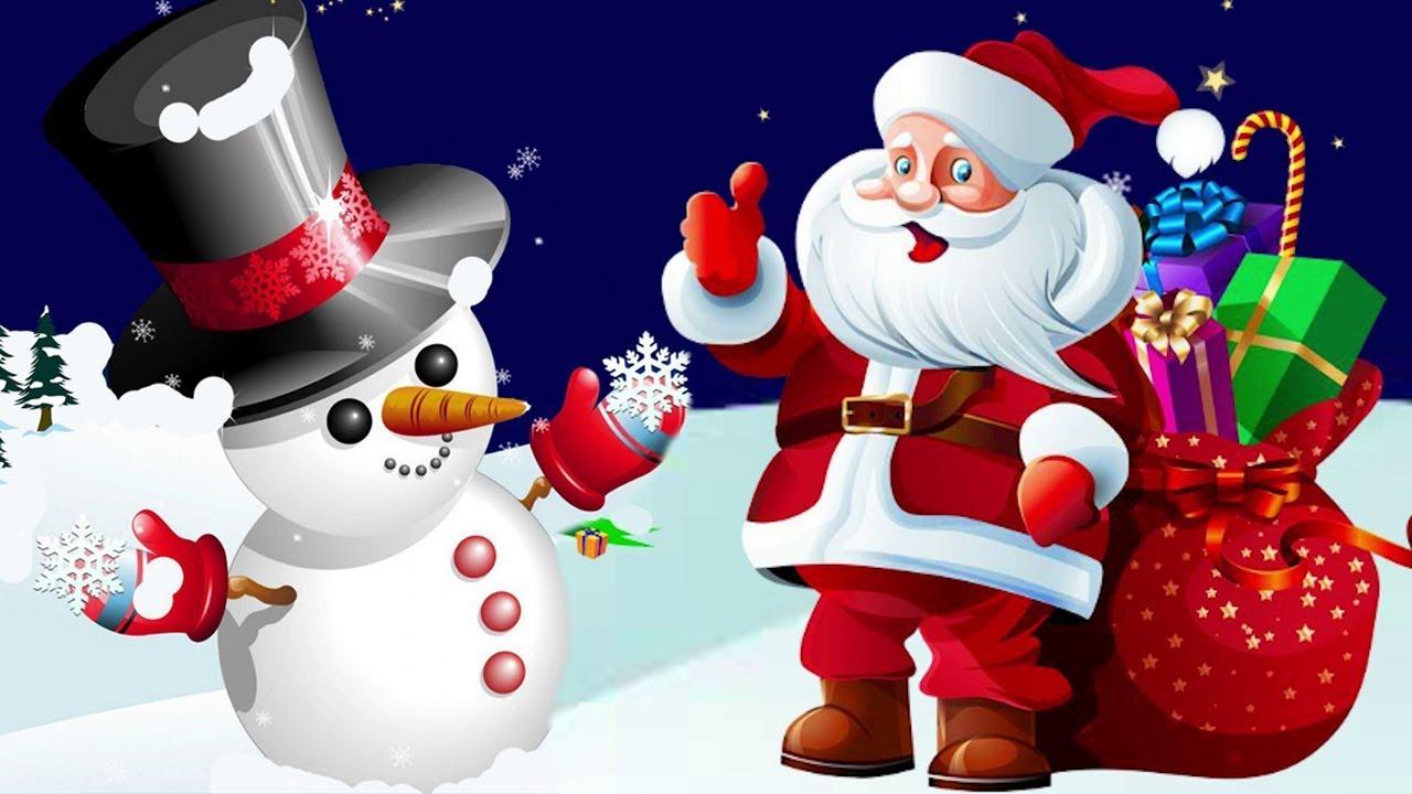 Jingle Bells Song | Christmas Songs for Children ...