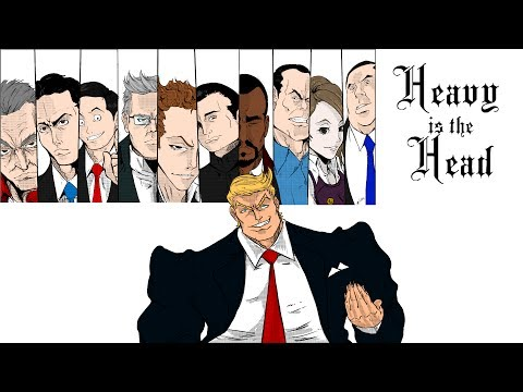 Heavy Is The Head: A Political Manga - The Complete Series