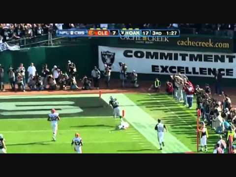 Shane Lechler Fake Field Goal Wombo Combo