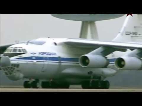 Легендарные самолеты. Ил-76
