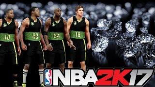 Video de SACANDO A PASEAR LOS DIAMANTES | MyTeam NBA 2K17