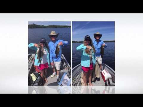 Fishing Report at Little Boy Resort