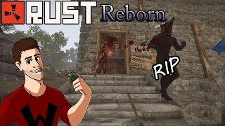 Rust Reborn Part 10: Pointless Endeavors of Comedy Gold