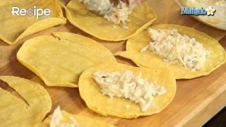 How To Make Cheesy Chicken Enchiladas Verde