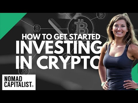 how to get started investing in cryptocurrency