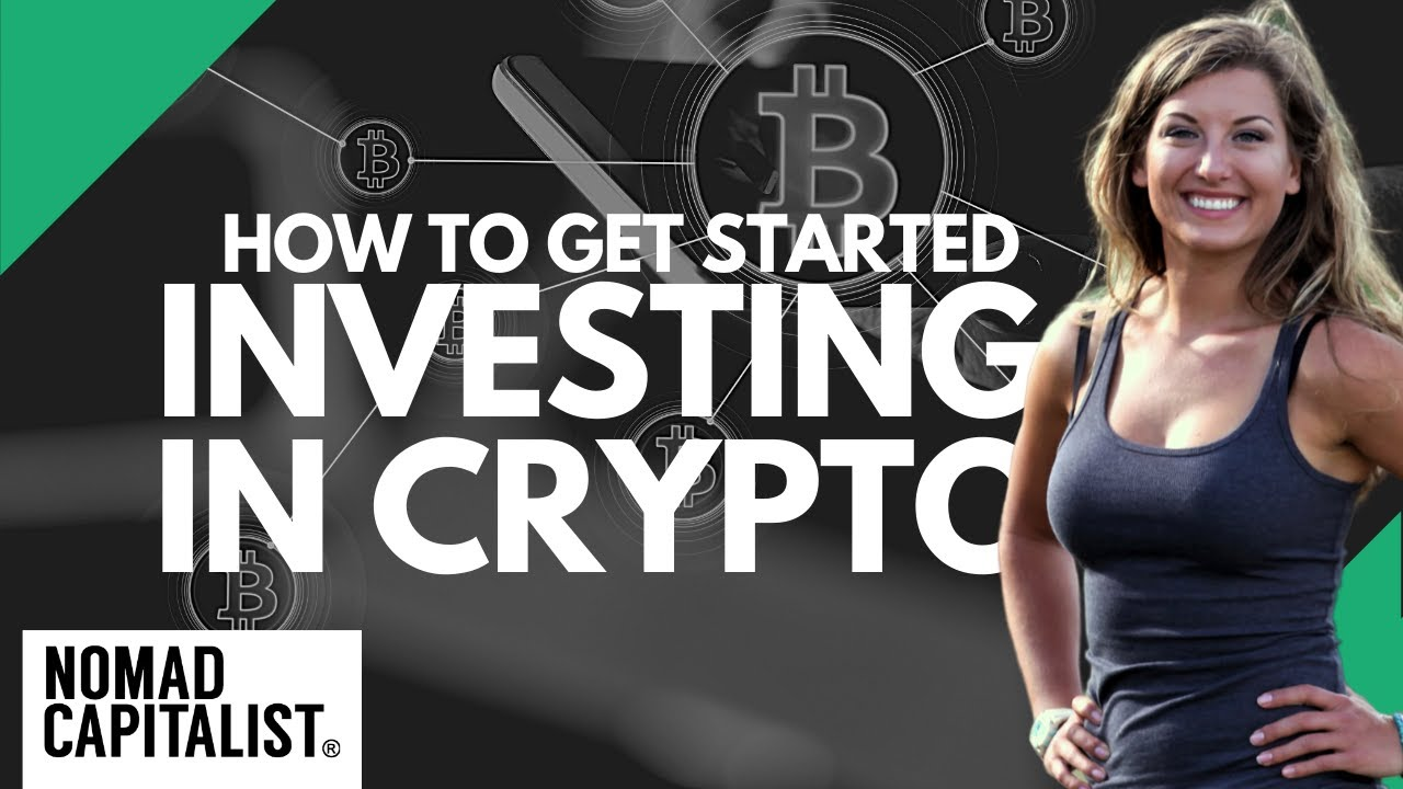 getting started with cryptocurrency investing