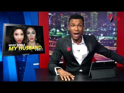 Hot new satirical news show from Linda Ikeji TV called 'The Report Card' (Episode One)