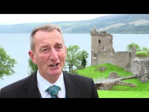 A Day In the Life of Urquhart Castle