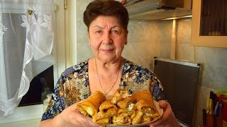 Рецепт Вкусных БЛИНОВ с Творогом | Crepes With Cottage Cheese Recipe  Мамины рецепты