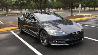 Tesla Model S: P90D Ludicrous overview