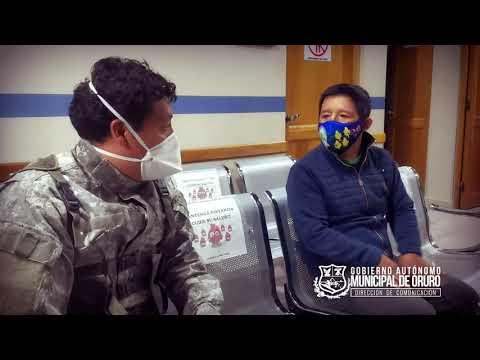 GAMO Cuarentena - ¡Donar plasma es dona...