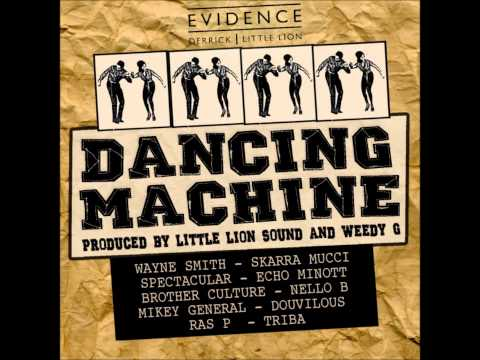 Dancing Machine Riddim (Instrumental Version)