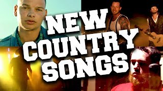 Top 50 New Country Songs 2018