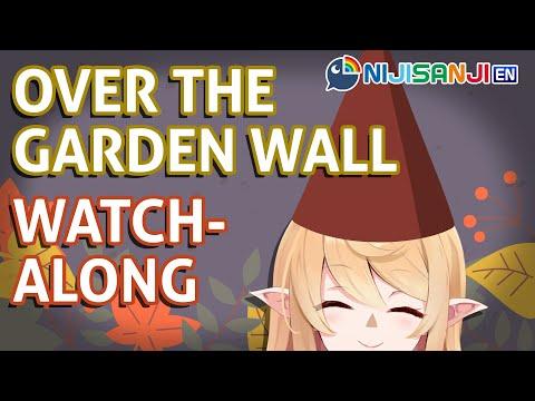 【Watching OVER THE GARDEN WALL together!】spooky fall watchalong!【NIJISANJI EN | Pomu Rainpuff】