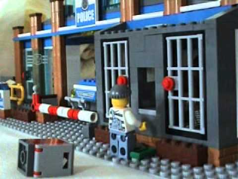 Lego Fangt Die Räuber Wmv Youtube