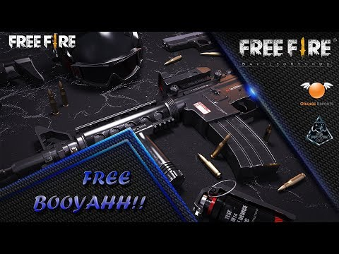 FREE FIRE FREE BOOYAHH!! 🔘 LIVE   Malaysia