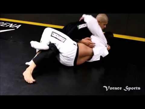 Treino Jiu Jitsu - Fabio Silva vs Atilio Correa