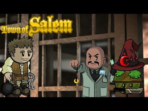 Town of Salem: Jail full of Baddies