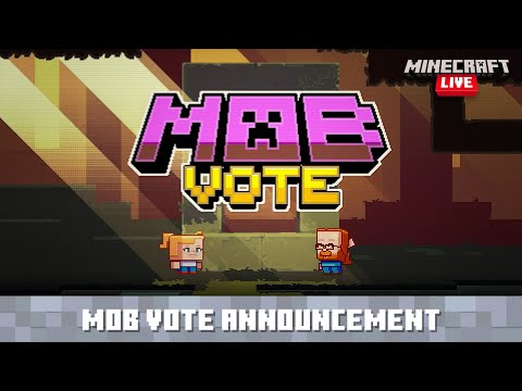 Minecraft Live: Introducing New Mobs! - Видео онлайн