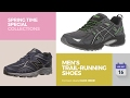 Men's Trail-Running Shoes Spring Time Special Collections