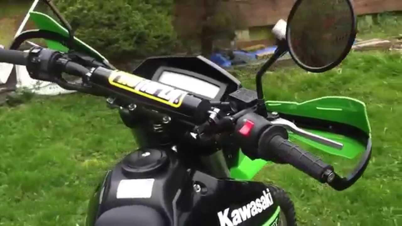 Kawasaki Klxl Length