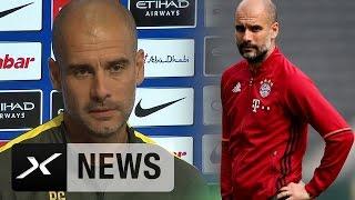 Pep Guardiola: Wollte Bayern München immer verlassen | Manchester City | Premier League