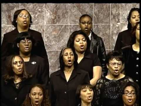 Temple of Deliverance Choir Church Anniversary