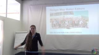 Women Techmakers Omsk. Экосистема сообществ Google: нужно копнуть глубже. (Айгуль Загидуллина)