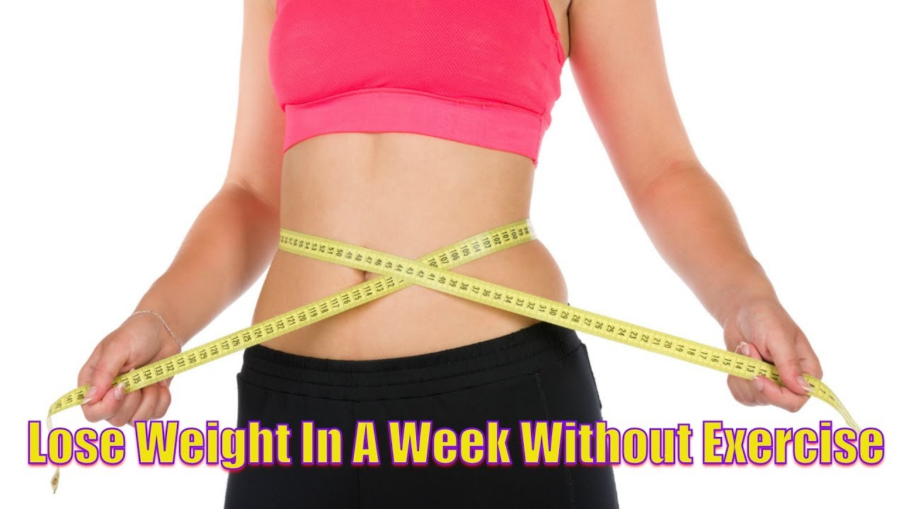 Lose Weight Caloric Intake