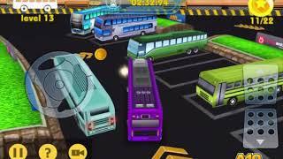 Busman Parking 3D 2 Gameplay Walkthrough screenshot 3