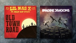Download Radioactive X Old Town Road   Mashup (Redux) Mp3 and Videos