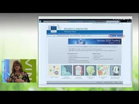 Del 2: Är du nyfiken på Horisont 2020? SME Instrument , 25/2 2015